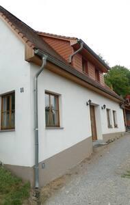 Ferienhaus Zweiburgenblick - House