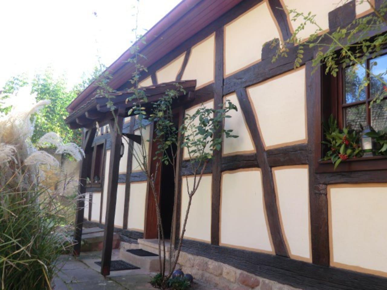 Gästehaus sicurum himmelblau   huizen te huur in dannstadt ...
