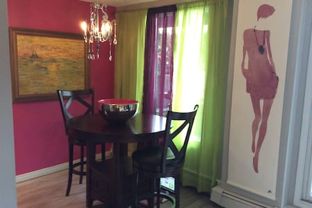 Excellent central location - Calgary - Apartment