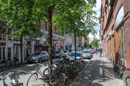 Central and cozy apartment in the heart of Aarhus - Aarhus - Apartamento