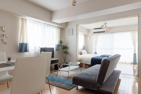 Cozy room at Shibuya 7min! / Gotanda 6min freewifi - Shinagawa-ku