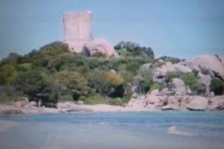petite villa à 300 mètres des plages - Pianottoli-Caldarello
