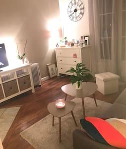 Studio à quelques rues de Paris! - Daire