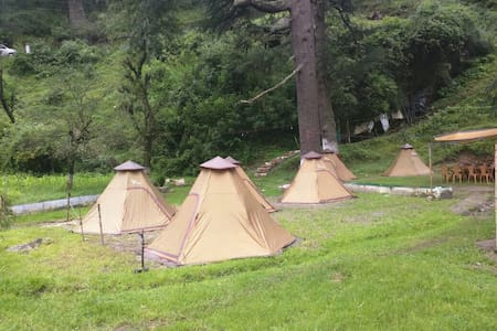Cosmic kabilla - Tent