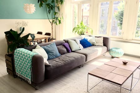 BIG // COZY // BRIGHT APARTMENT // CITY CENTRE // - Nijmegen - Apartment