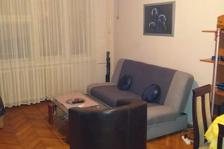 Private quiet 31m2 apartment - Niš - Wohnung