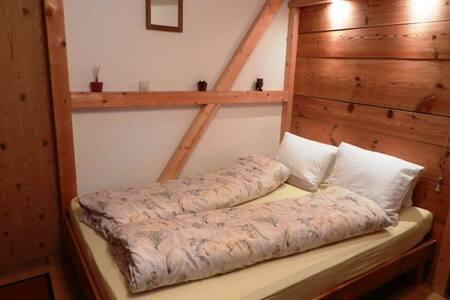 Alpetta, die Alphütte im Dorf - House