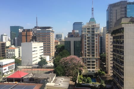 Great place in Paulista Ave - São Paulo - Apartment