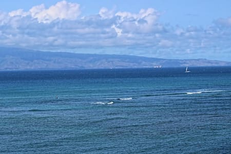 Maui Ocean Front-- Remodeled unit Awesome View - Kondominium