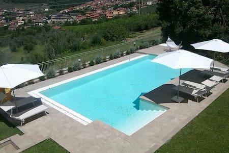 Bellissimo appartamento in Villa - Loro Ciuffenna