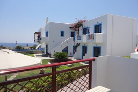 Apartment at Stegna Beach