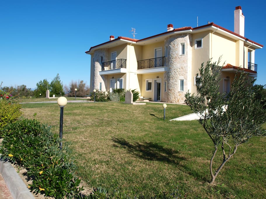 Villa in Pefkochori , Halkidiki