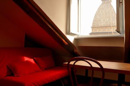 delightful attic under the Mole - Turin - Apartment