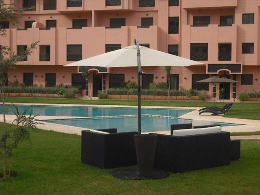 Beautiful Apartment in Marrakech