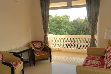 Furnished 2BHK Apt Colva South Goa - Vanelim