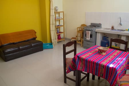 Cozy apartment in the heart of Pisac - Lejlighedskompleks