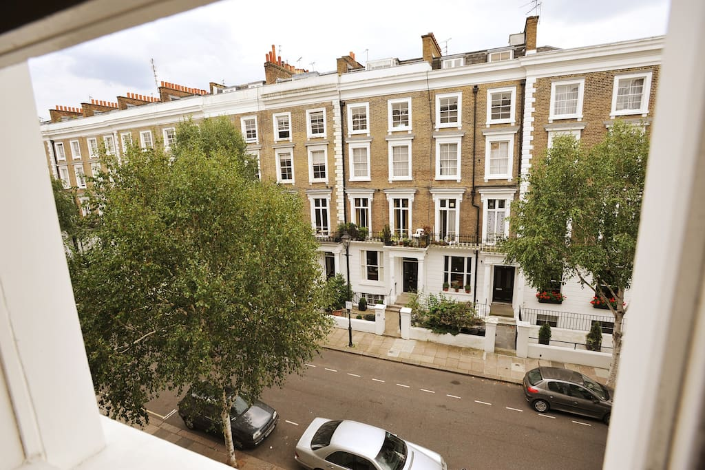 Fantastic Period Flat Notting Hill