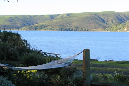Barracca On Tomales Bay;Pt Reyes Station, Marshall - House