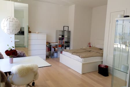 Newly renovated & bright studio apt - Aarhus - Apartment