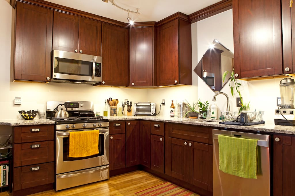 Columbia Heights Designer Row House