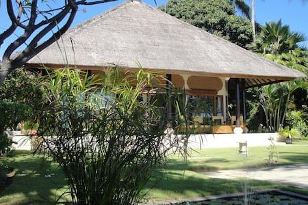 Beachfront pool villa north Bali - Kubutambahan - Villa