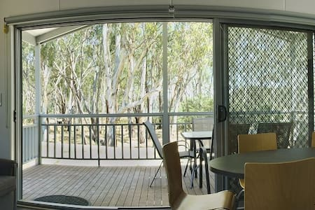 Murray River Lodge - Time Out Holiday Park - Villa