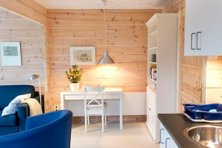 The Blue Garden Cottage - Almere - Cabin