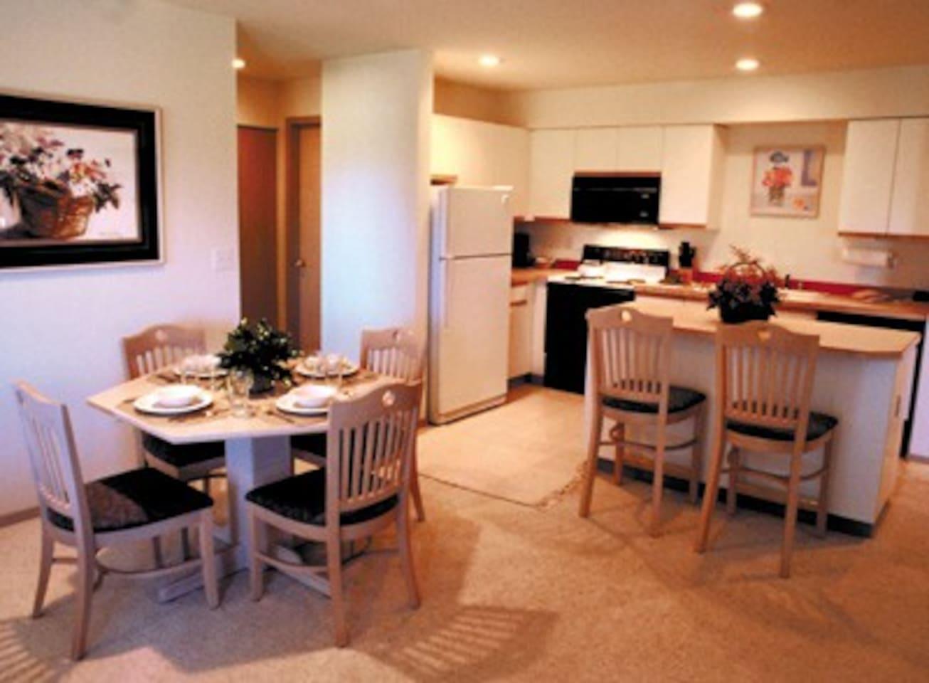 1-Bedroom Timeshare in Birch Bay WA