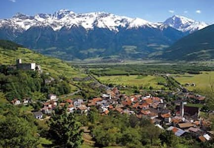 Willkommen in Südtirol Benvenuti - Apartment