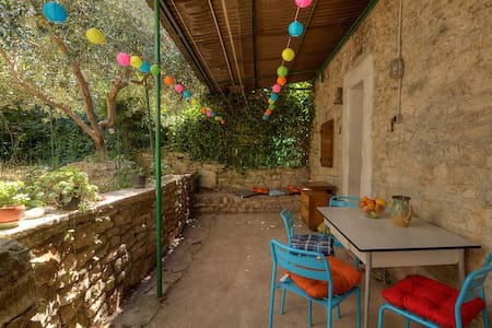 Old town stone house - Pula - Townhouse