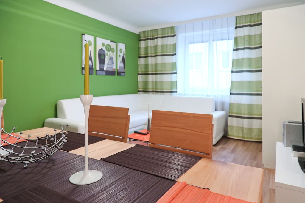 Homelike Apartment in Vienna
