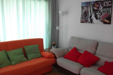 Apartment 50 m from the beach - Malgrat de mar - Apartamento