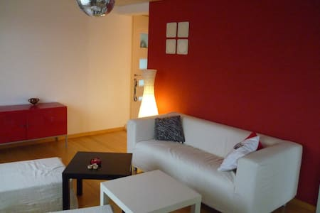 Nice apartment in a quiet area - Apartment