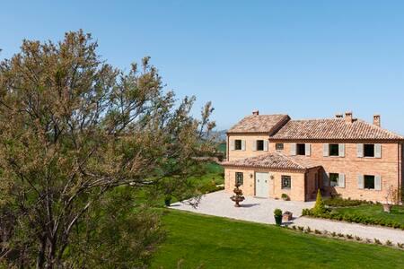 Relais il Margarito-Suite Ortensia - Villa