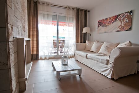 Beach Apartment (Gatted Community) - St Vicenç de Montalt - Makuusali