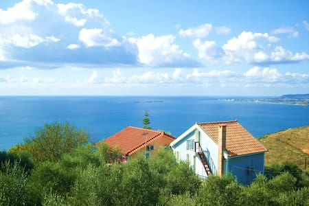 Sea View studios on Kefalonia 1 - Huoneisto
