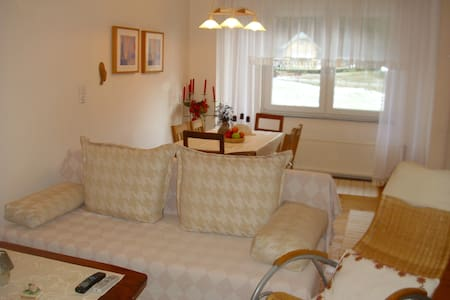 Apartment in Carinthia with Sauna - Napplach - Appartement