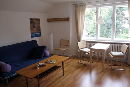 Rooftop-studio with 2rooms/kitchen - Werder - Apartment