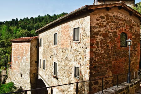 Charming old mill -Chianti Classico - House