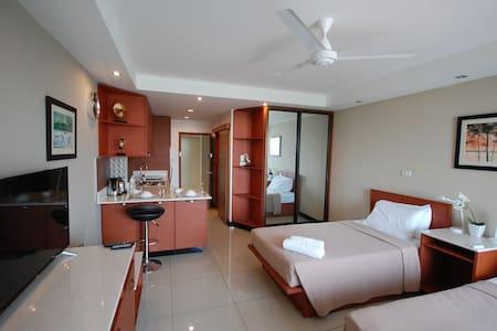 Room 921 @ Chiang Rai Condotel - Twin Beds - Condominium