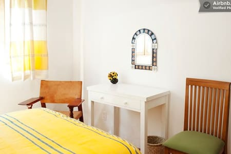 Authentic b & b room, Coyoa Girasol - Mexico
