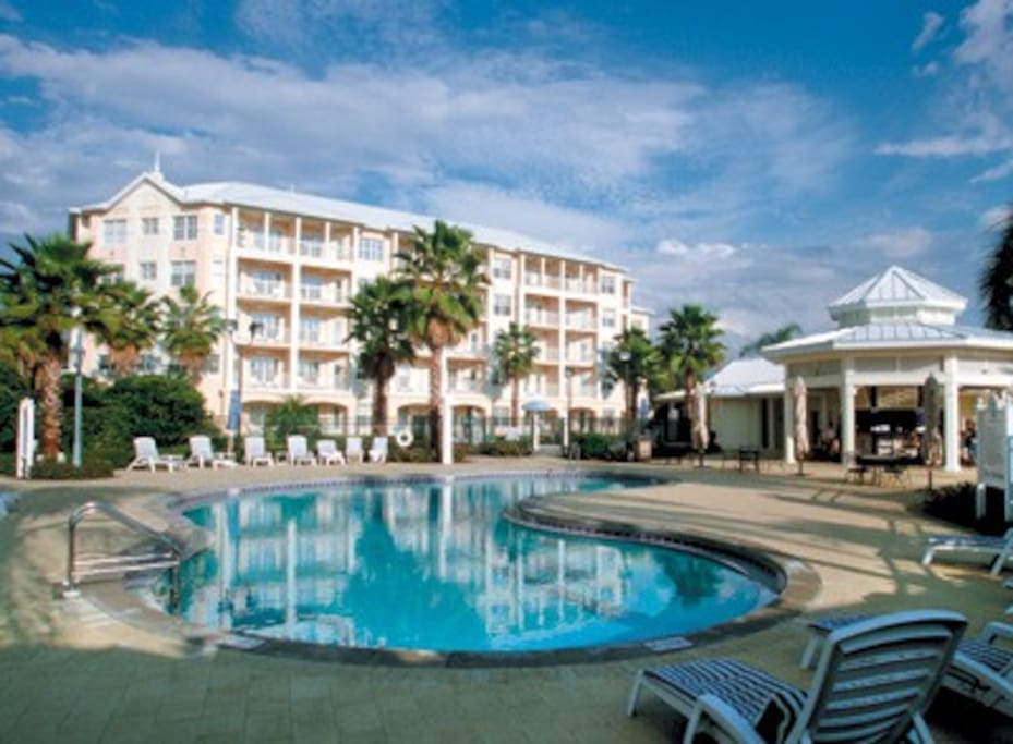 2-Bedroom Timeshare in Orlando #1