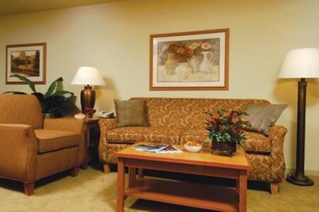 Grand Lake, OK Resort Studio Condos - Afton - Condominio