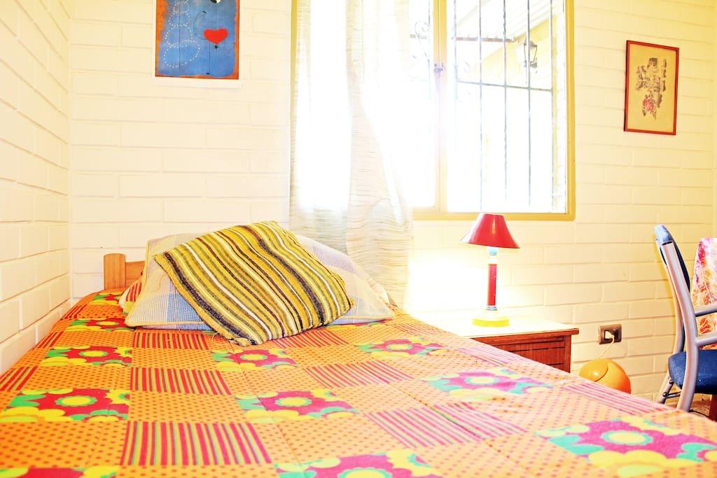 Cosy rooms in La Serena, Chile