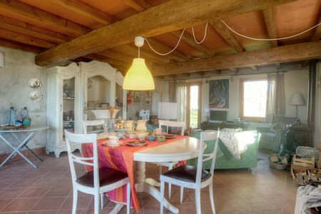 "COUNTRY HOUSE ""CA' DEL NOCE"" - Vidiano"