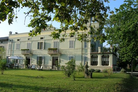 b&b Villa Albertina near to Parma - Bed & Breakfast