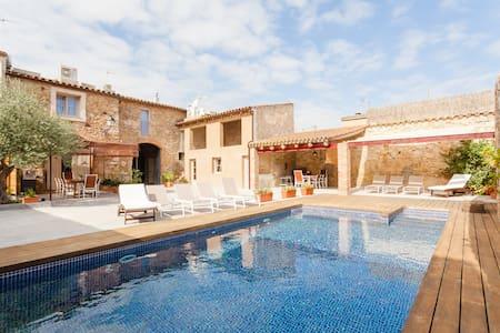 Precioso apartamento Marieta con piscina en Pals - Pals - Apartamento