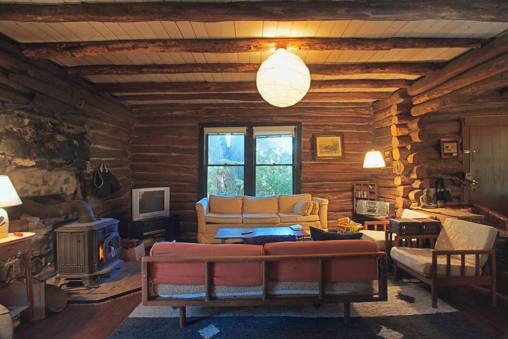 The Log Cabin Volcano TAT#W(PHONE NUMBER HIDDEN)