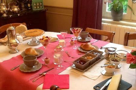Ancienne École du Chapuy - Bed & Breakfast