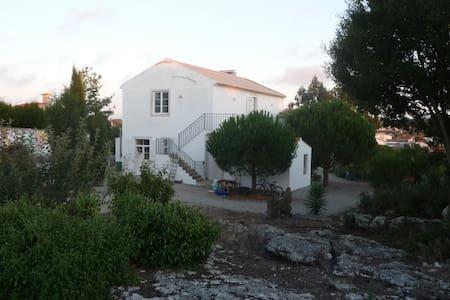 House near the Atlantic Ocean  - Lourinhã